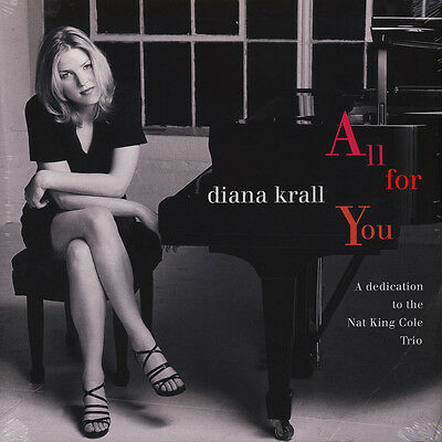 Diana Krall - All For You (Vinyl 2LP - 2010 - US - Reissue)