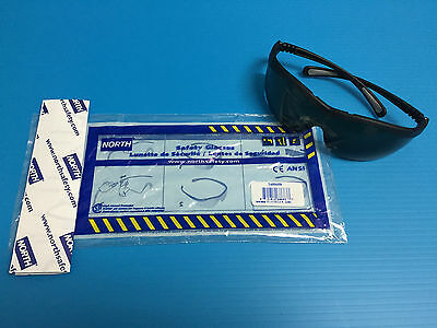 North Pair Of Safety Glasses T65005S