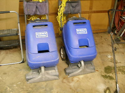 Kent Renzor Carpet Cleaning Machine Extractor