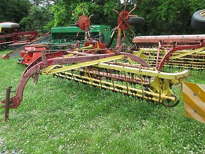 New Holland 256 Rolabar Rake Attachment for Tractors. 8.5' Working Width