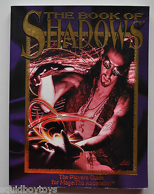 The BOOK of SHADOWS MAGE Players Guide WW4050 White Wolf RPG Book