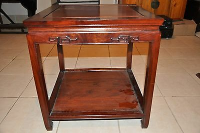 Chinese Rosewood Wood Stands