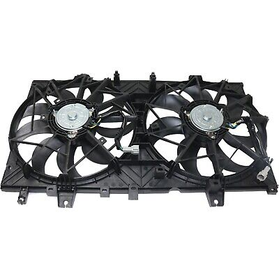 Radiator Cooling Fan For 2014-2016 Nissan Rogue