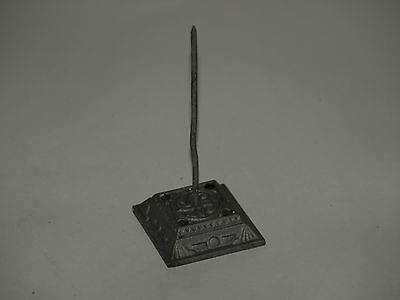 Antique Cast Iron Paper Spike