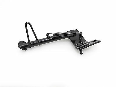 Brand New Vespa Scooter Black Powder Coated Side Stand Universal Fitting