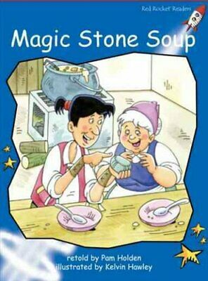 Magic Stone Soup by Pam Holden 9781776540754 (Paperback, 2015)