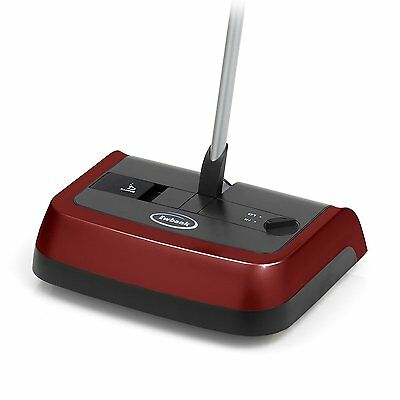 Ewbank Evo 3 Carpet Sweeper, Red Lightweight, compact and easy to store