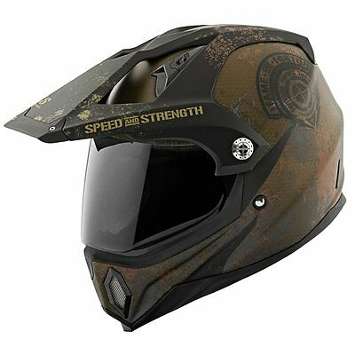 Speed & Strength SS2500 Fame and Fortune Dual Sport Helmet
