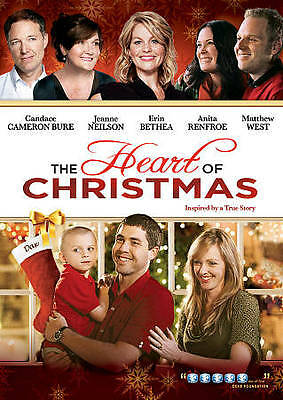 The Heart of Christmas DVD  New, Free shipping
