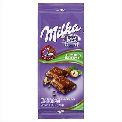 Chocolate Bar W Crshd Hzlnt -Pack of 10