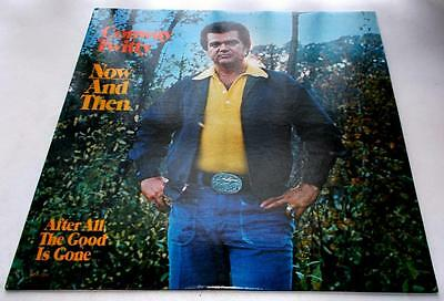 Conway Twitty Now And Then 1976 MCA 2206 Country Rockabilly 33rpm Vinyl LP VG++