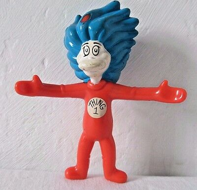 Dr Seuss Burger King Toy Thing 1