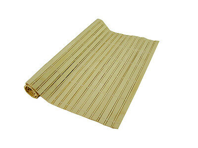 Country collection - Set 6 tovagliette americane in bamboo naturale