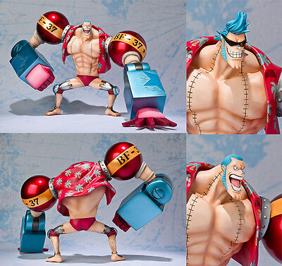 One Piece - Franky Figuarts ZERO -The New World Ver.-
