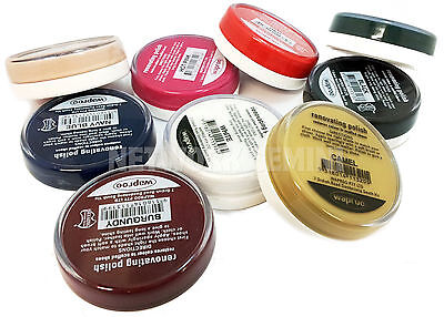 Waproo Renovating Shoe Polish Cream - over 20 Colors
