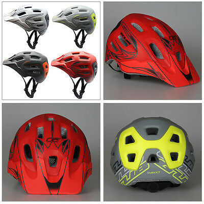 Mens woman Adult Cycling Bicycle Bike Helmet Mountain Safety Helmets L/M Size UK
