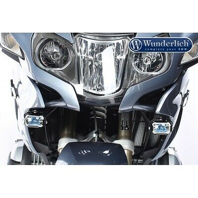 Wunderlich micro flooter additional lights BMW R1200RT LC