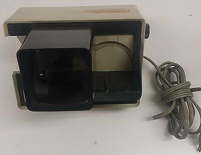 Vintage Argus Electromatic Stack 35mm Slide Viewer Model 693 USA Tested I5