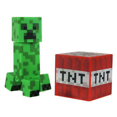 Character - Minecraft Figure - Creeper - Brand New