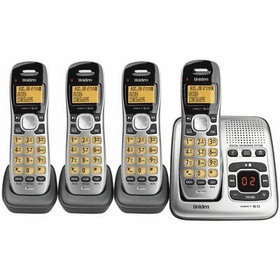 Uniden Cordless Phone Plus 3 Handsets 1735+3