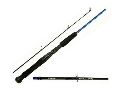 Silstar Proteus 2 Piece Graphite Fishing Rod - Spin Rod-Choose the Length/Rating