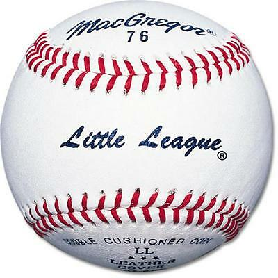 MacGregor No.76C Little League Baseball