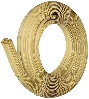 Commonwealth Basket Flat Oval Reed 1/2-Inch 1-Pound Coil Approximately 90-Feet