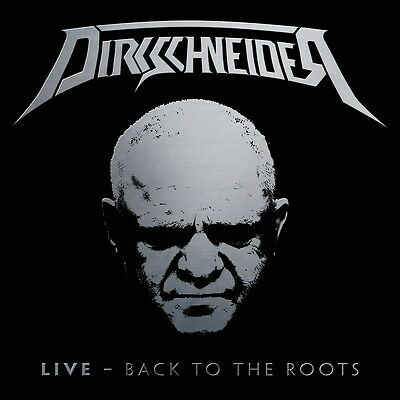 Dirkschneider - Live-Back To The Roots (2Cd-Digipak)  2 Cd New+