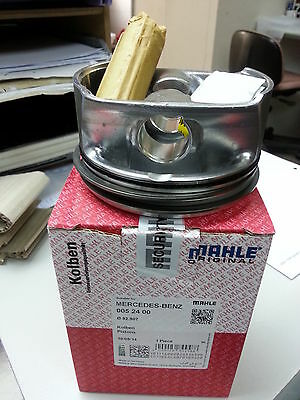 NEW Genuine OEM Mahle ENGINE PISTON 2720308917 /2720309717‏ For Mercedes-Benz