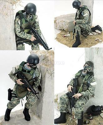 1/6 Military Soldier 12'' Action Figure Special Forces Models Collectibles