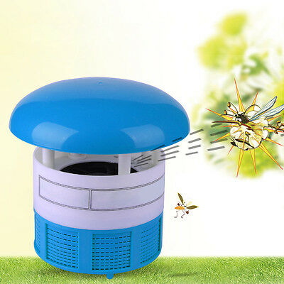 Indoor Electronic Photocatalyst Mosquito Lamp Insect Zapper Bug Pest Killer