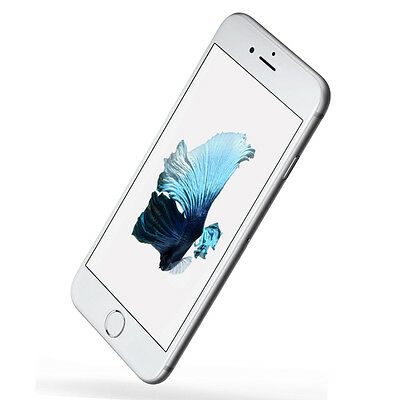 New Apple iPhone 6S 64GB Smartphone Mobile Phone Silver Unlocked in Sealed Box