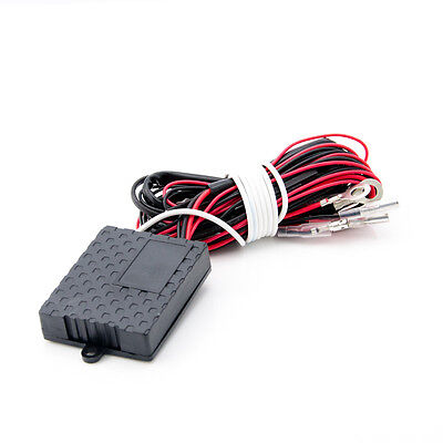 3in1 LED Tagfahrlicht TFL Modul Relais KFZ Auto Batterie On/Off Dimmfunktion
