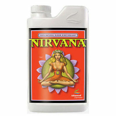 Advanced Nutrients Nirvana Hydroponic Additive Booster Bloom Flowering 1L