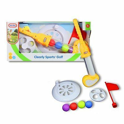 Little Tikes Clearly Sports Golf - Brand New