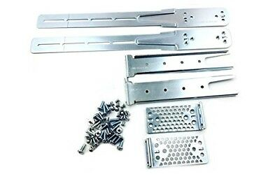 NEW Cisco C3850-4PT-KIT Rack Mounting Kit all screws and railings, 1 Yr Warranty