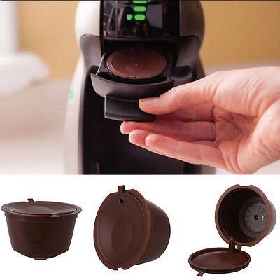 Useful Coffee Capsule Pod For Nescafe Dolce Gusto Machine K Cups Refillable 1pcs