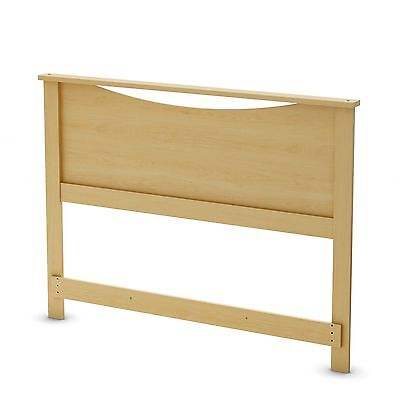 South Shore Furniture 54-Inch Full Headboard Natural Maple