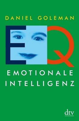 EMOTIONALE INTELLIGENZ. - Goleman, Daniel
