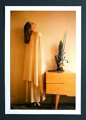Vogue LIMITED EDITION Sheila Metzner & Sonia Rykiel 1985 Fashion Photo 44x62cm