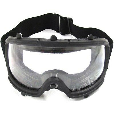 AIRSOFT PAINTBALL TACTICAL SHOOTING GOGGLES Ski Googles Eye Wear Dust Protection