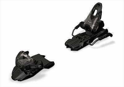 Marker Free Ten 2017 Ski Bindings Black 100mm