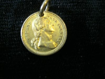 1893 Columbian Exposition Miniature Medal