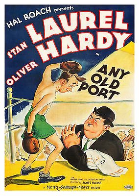 Any Old Port (1932) - A1/A2 POSTER **BUY ANY 2 AND GET 1 FREE OFFER**