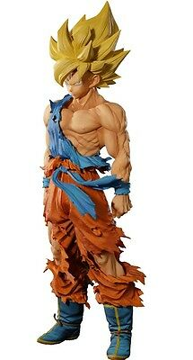 Dragon Ball Z Super Master Stars Piece THE SON GOKU