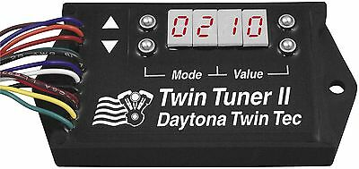 Daytona Twin Tec 16200 Twin Tuner II Fuel Injection and Ignition Controller