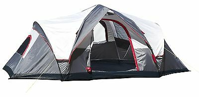 Lightspeed Outdoors Ample 6-Person Instant Tent Gray