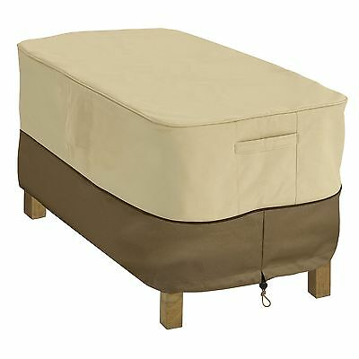 Classic Accessories Veranda by Patio Coffee Table Cover Rectangular