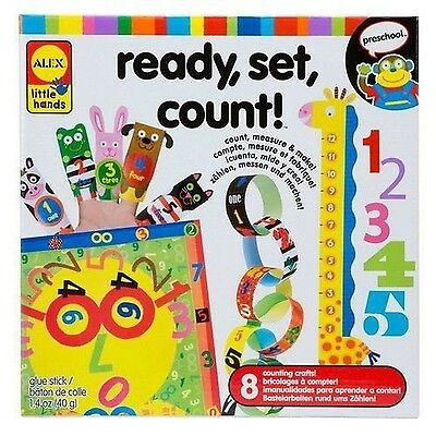 ALEX Toys - Early Learning Ready Set Count - Little Hands 1464