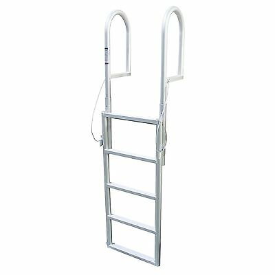 Extreme Max Products 3005.346 Sliding Dock Ladder 5 Step